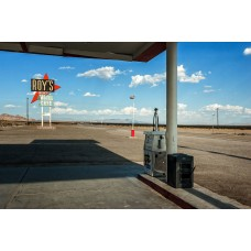 Route 66 - California, Amboy - Roy's