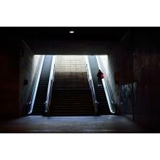Barcelona - Metro station