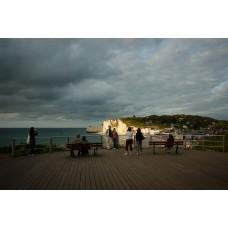 Normandy - Etretat - Landscape