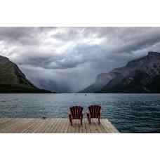 Canada - Minnewanka Lake