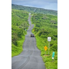 Hawaii - Hana road - Maui